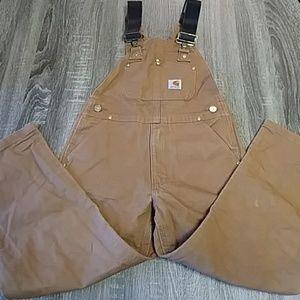 Cahartt Boy's overalls